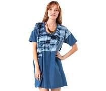 Mineral Kleid blau