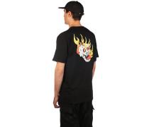Rowan Zorilla Skull T-Shirt