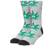 Green Buddy 3Pl Socks grey heather