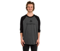 Skateboard Raglan T-Shirt LS charcoal