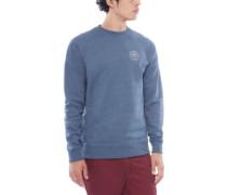 Established 66 Crew Sweater dress blues heather