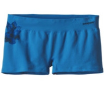 Active Mesh Boy Shorts dropdot graphic: radar bl