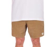 Cordury Jam Shorts