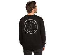 Vidette Crew Sweater schwarz