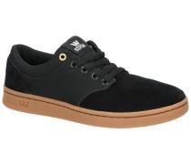 Chino Court Skateschuhe schwarz