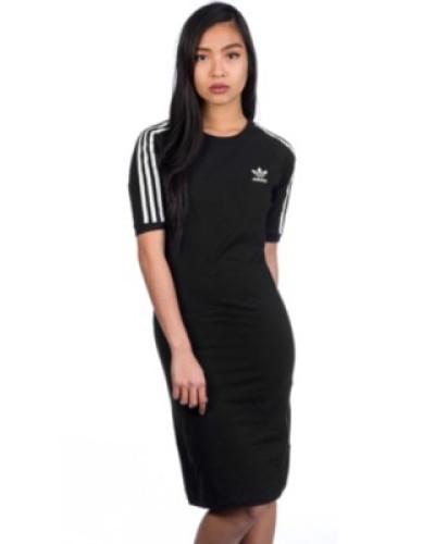 3 Stripes Dress black