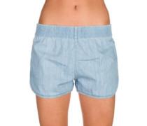 Danny Shorts blue(super bleached)