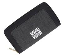 Thomas RFID Wallet black crosshatch