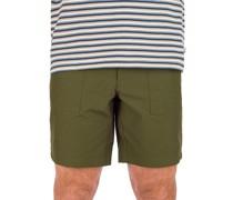Crosscut Shorts