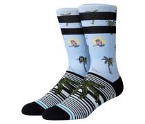 Aloha Monkey ST Socks