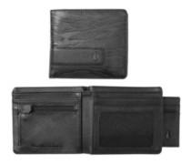 Showtime Bi-Fold Id Zip Wallet dark tiger camo