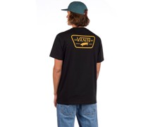 Full Patch Back T-Shirt saffron