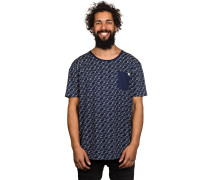 Cleptomanicx Bird T-Shirt