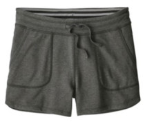 Ahnya Shorts forge grey