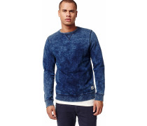 Baker Sweater blau