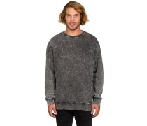 Acid Skull Crew Sweater grau