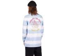 In The Clouds Tie Dye Long Sleeve T-Shirt