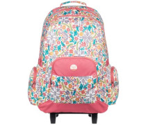 Free Backpack Girls marshmallow flower power