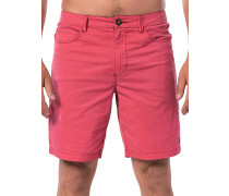 Access Died Boardwalk Shorts red