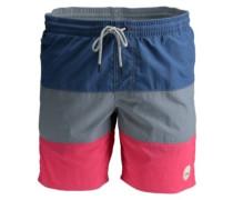 Cross Step Boardshorts popstar pink