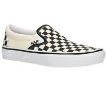 Checkerboard Skate Slip-On Skate Shoes off