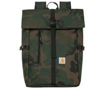 Phil Backpack camo combat green