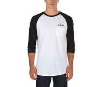 Original Lockup Pkt Raglan T-Shirt LS black