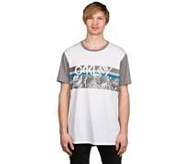 Octane Palms T-Shirt weiß
