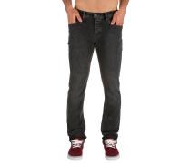 K Slim Jeans schwarz