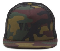 Lawn Party Trucker Cap camo
