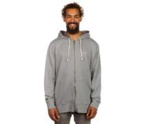 Pennycross 4.0 Zip Hoodie heather grey
