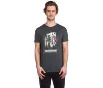 Herrenhandtsche Reloaded T-Shirt phantom melange