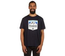 Shutter T-Shirt blau