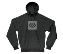 Knockout Hoodie charcoal
