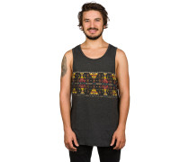 Push Over Tank Top grau
