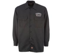 Minersville Shirt LS black