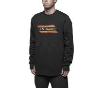 Vault Crew Sweater schwarz