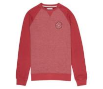 Piston Crew Sweater brick