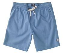 Layback Solid Shorts
