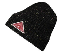 Prism Wool Mix Beanie black out