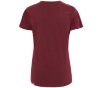 Easy T-Shirt barolo red novelty