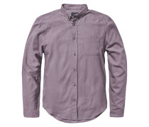 Goodstock Oxford Hemd violett