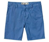Goodstock Chino Shorts washed blue