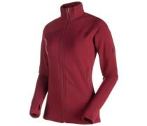 Kira Pro Ml Fleece Jacket merlot