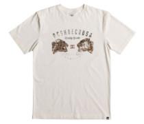 Surrender Never T-Shirt antique white