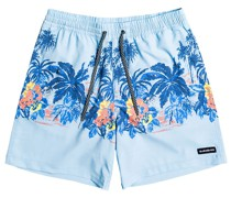 Magic Sunset Stretch Volley 17 Boardshorts