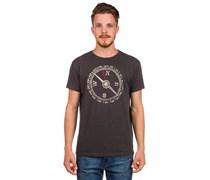 Slim Printed Anywhere Fine Cotton T- Shirt