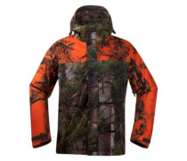 Hogna Jacket orange summer
