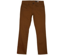 Vorta 5 Pocket Slub Pants camel