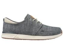 Rover Low Tx Sneakers black linen